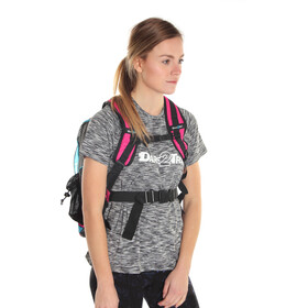 Dare2Tri Transition Mochila 33L, black/pink